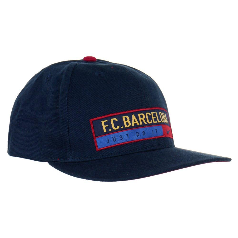 928d5b7c5 Czapka z daszkiem Nike FC Barcelona kibica bejsbolówka sportowa ...