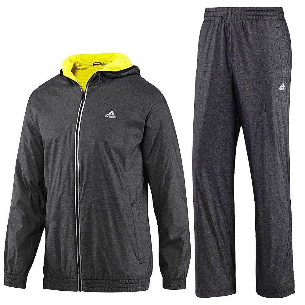 ee69aa1878c3d3 Komplet dresowy Adidas TS WARM 2 męski dres ocieplany sportowy treningowy  spodnie + bluza ...