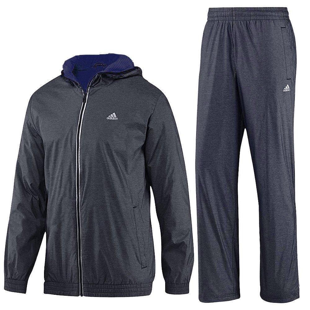 9ab47a80d0aef6 Komplet dresowy Adidas TS WARM 2 męski dres ocieplany sportowy treningowy  spodnie + bluza ...