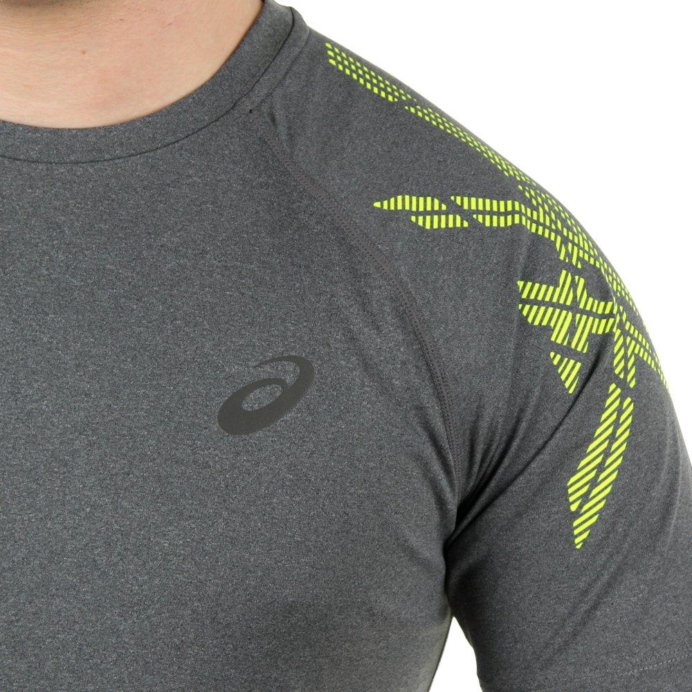 39f31c3cc8ddf1 ... Koszulka Asics Stripe SS Top męska t-shirt sportowy termoaktywny