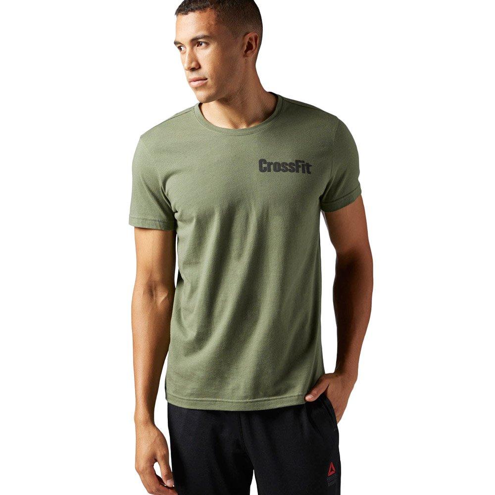 dd27843aa Koszulka Reebok CrossFit Athena męska t-shirt sportowy na siłownie ...