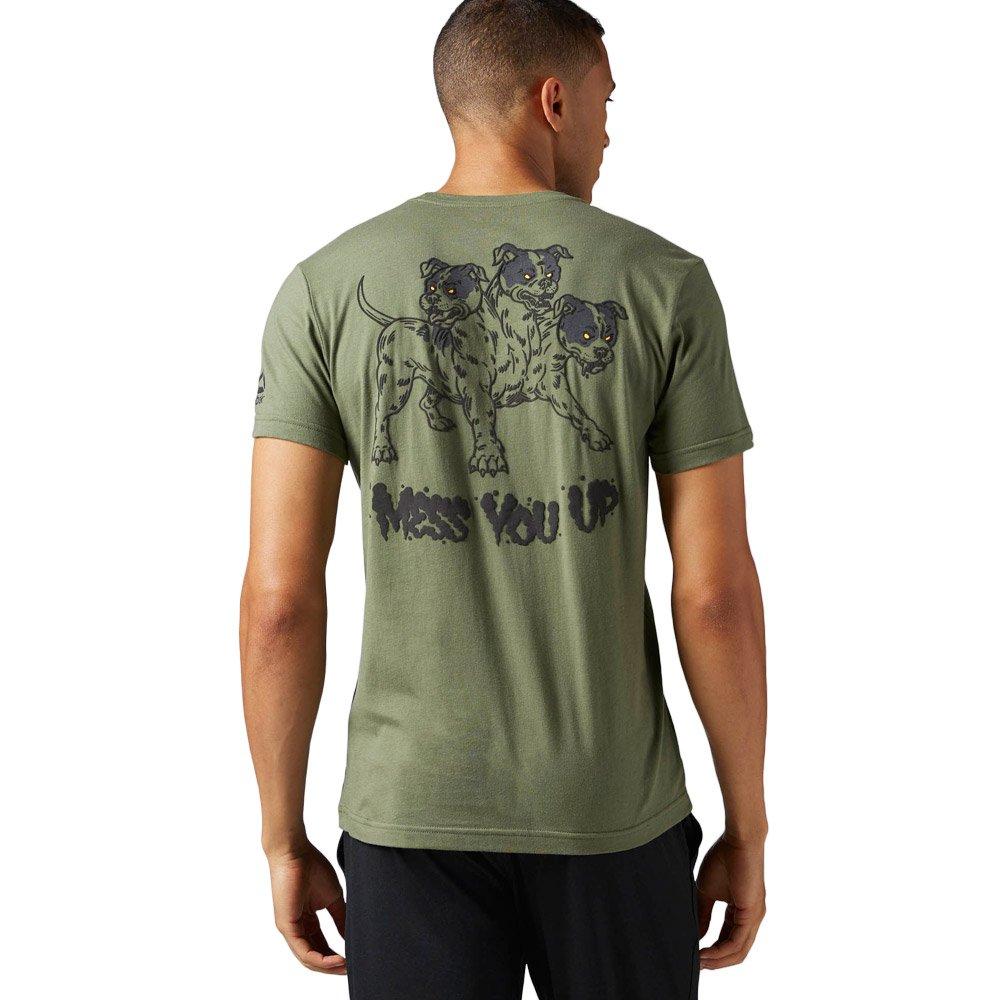 8b35bd24e ... Koszulka Reebok CrossFit Athena męska t-shirt sportowy na siłownie ...