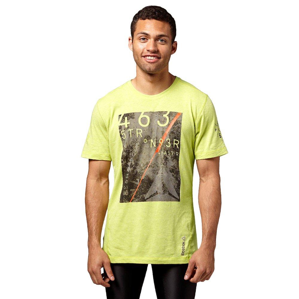 ed9868b2c Koszulka Reebok CrossFit DT Graphic męska sportowa termoaktywna na siłownie  ...