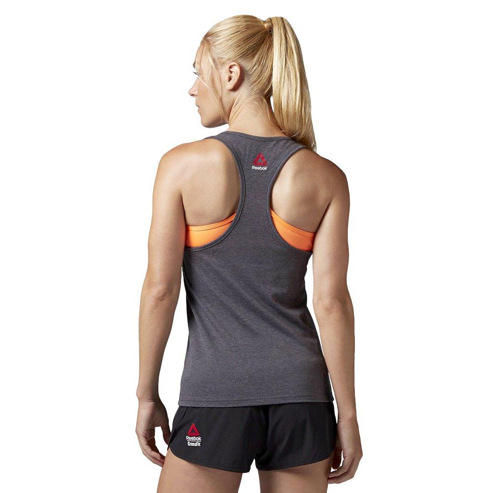 6558e2252fbf03 Koszulka Reebok CrossFit Graphic damska bokserka top sportowy AJ1797 ...