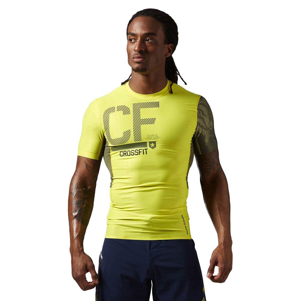 862ab841 Koszulka Reebok CrossFit SS Compression męska kompresyjna treningowa ...