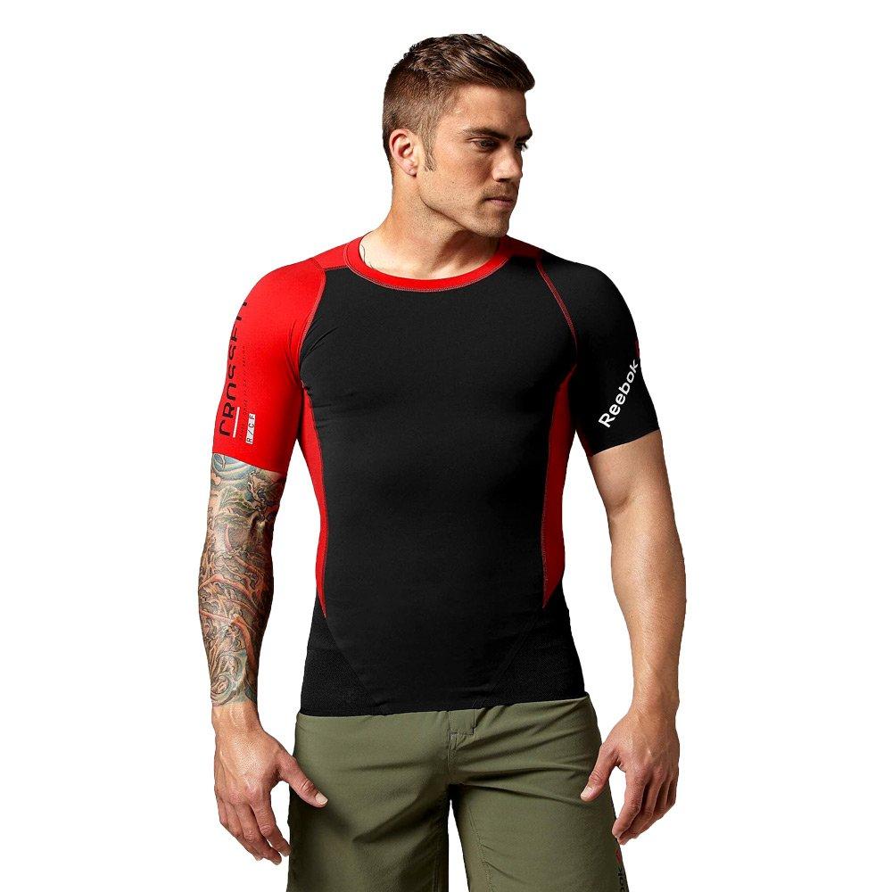 c2fdad2d2a0068 Koszulka Reebok CrossFit męska treningowa kompresyjna na siłownie ...