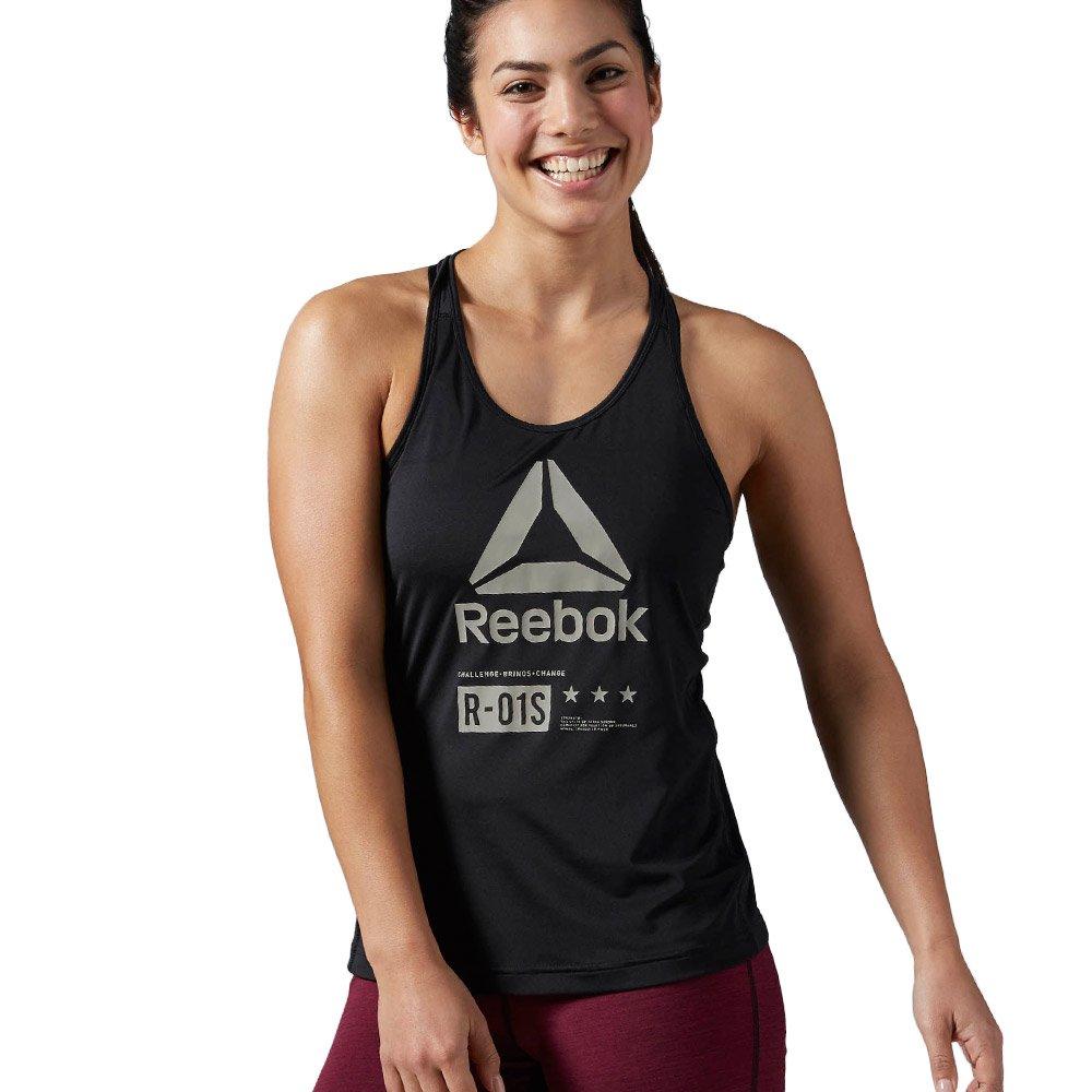 Koszulka Reebok One Series ActivChill damska bokserka top