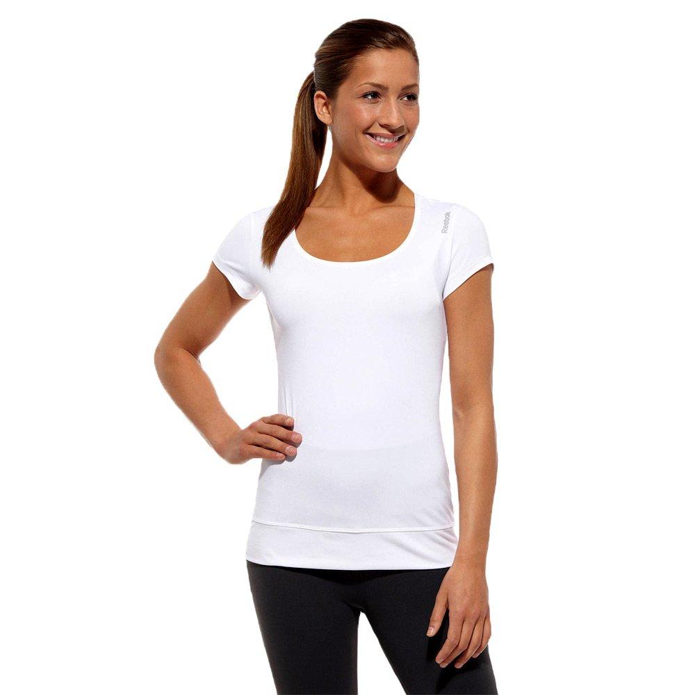 2d6939e76861da Koszulka Reebok SE PlayDry damska t-shirt termoaktywny sportowy ...