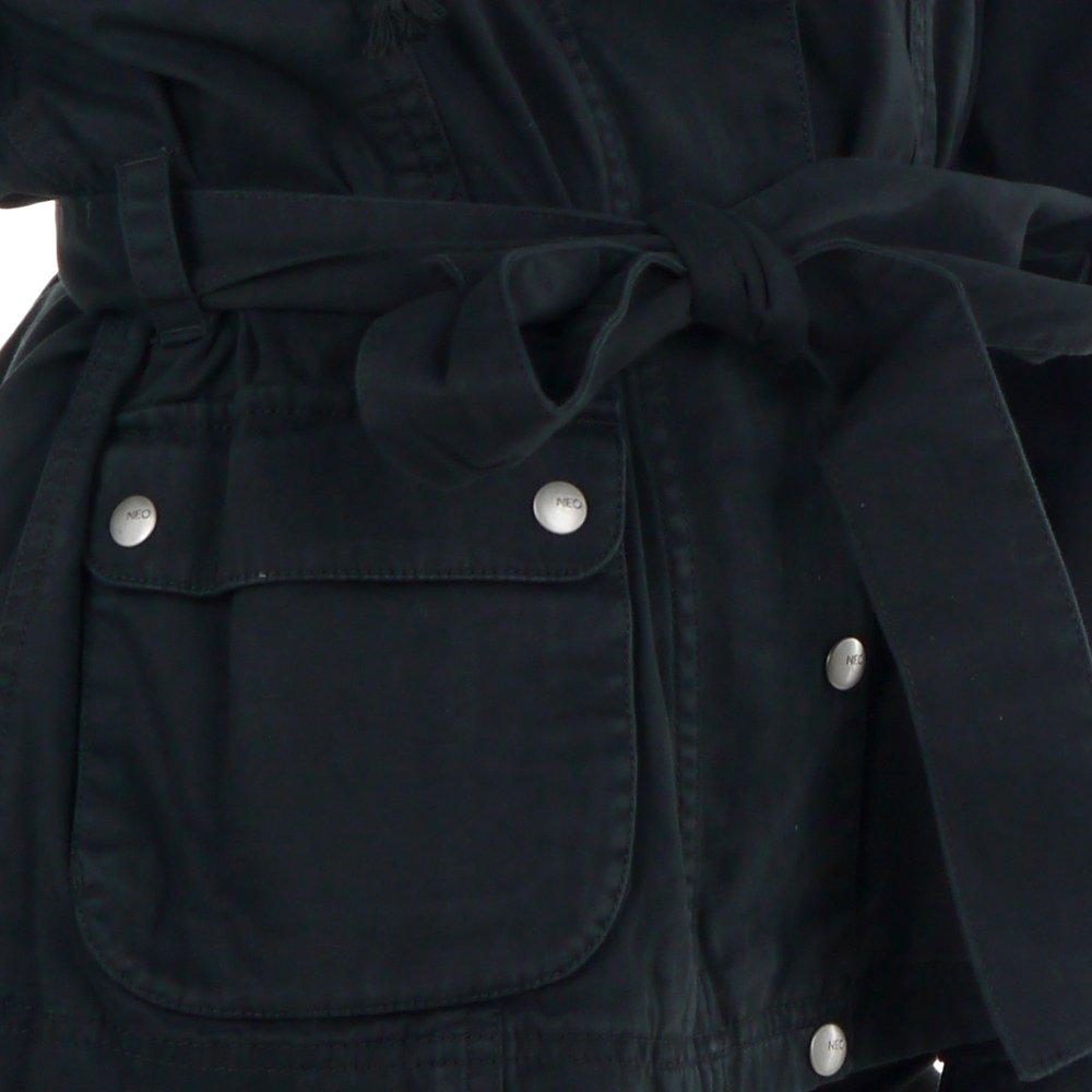 Kurtka Adidas NEO ST damska ramoneska przejściowa XS