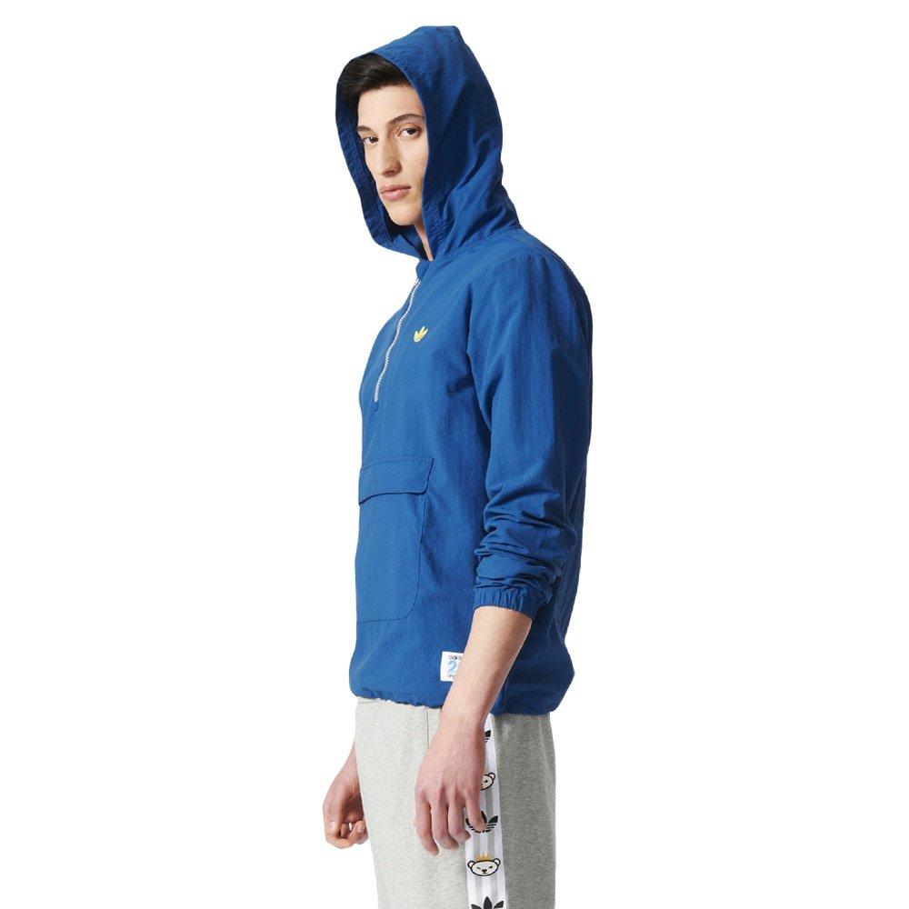 e65560b78fa47 ... Kurtka Adidas Originals 25 Pullover Windbreaker męska sportowa wiatrówka  ...