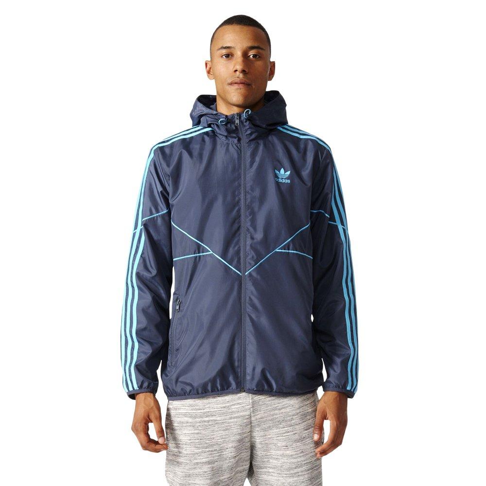 d15e547e3 Kurtka Adidas Originals Essentials Windbreaker męska sportowa wiatrówka ...