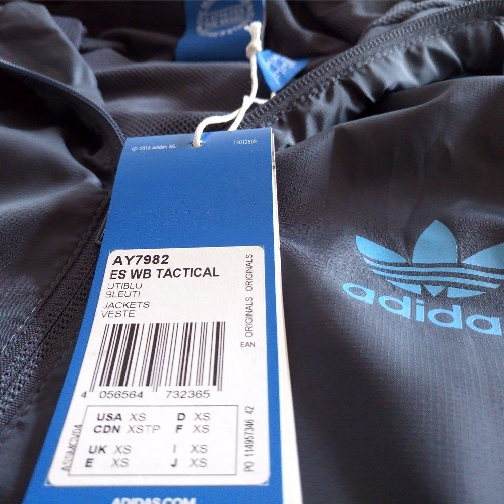 841ffe806 ... Kurtka Adidas Originals Essentials Windbreaker męska sportowa wiatrówka