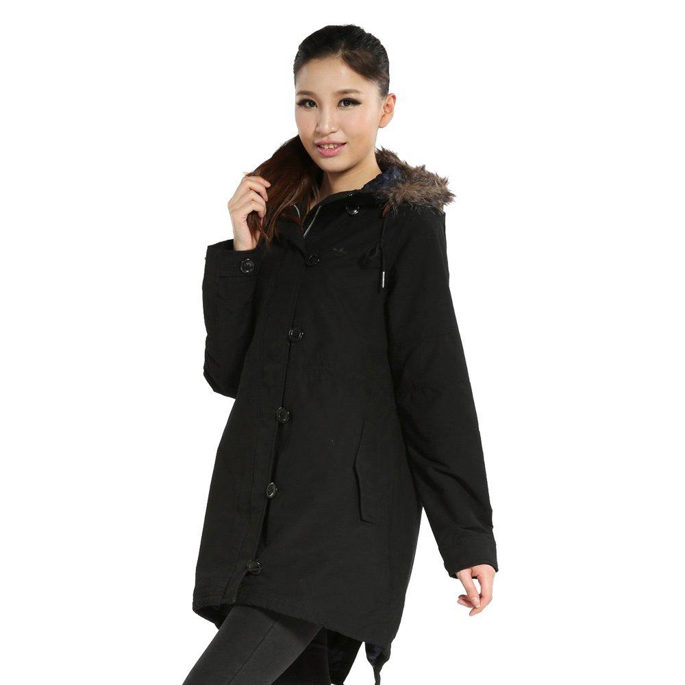 79de6febf53fe Kurtka Adidas Originals Fur Woven damska płaszcz parka przejściowa ...