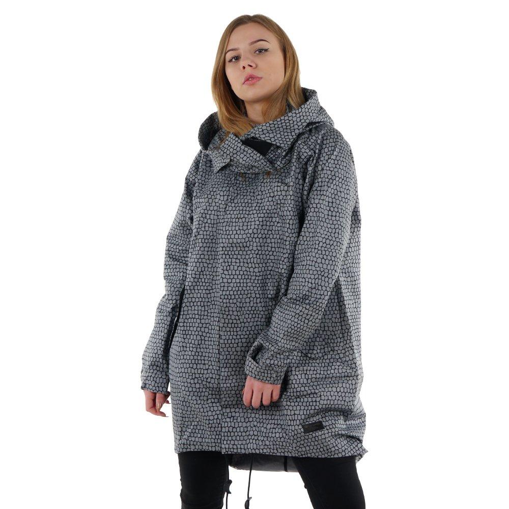 daf5876c68c0d Kurtka Adidas Originals Long damska płaszcz oversize przeciwdeszczowa  przejściowa ...
