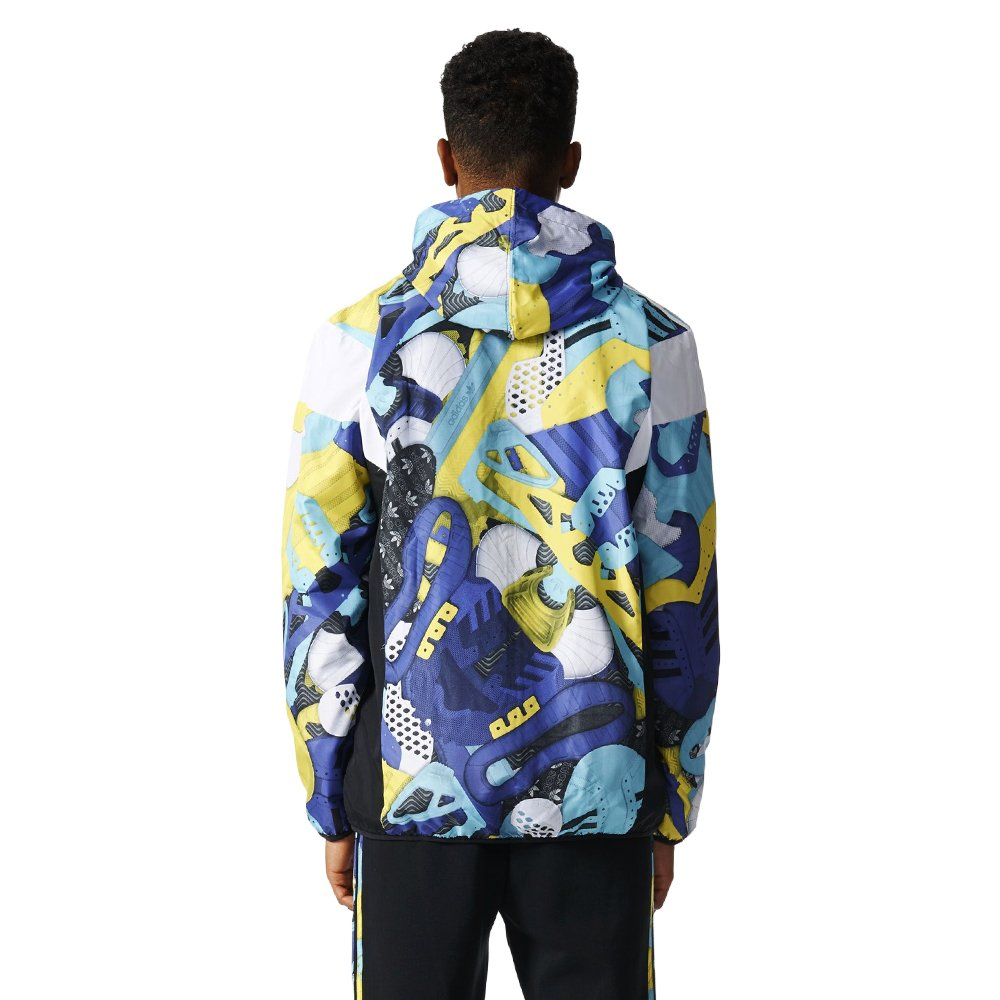 Adidas Originals Montage Aop Windbreaker