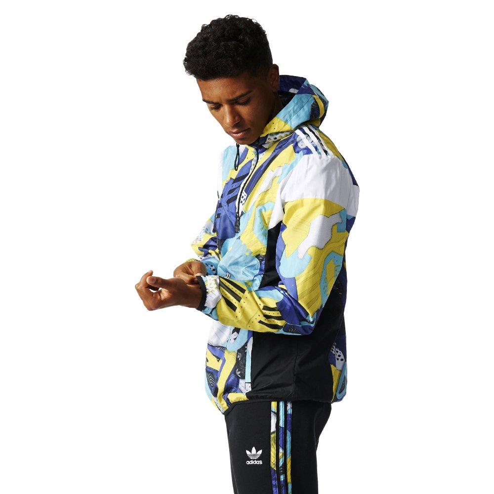 Kurtka Adidas Originals Montage AOP Windbreaker męska