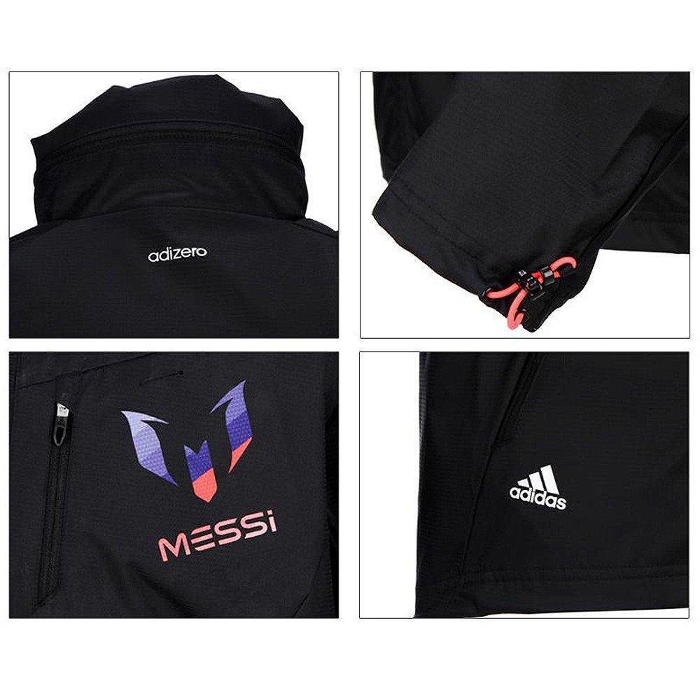 Kurtka Adidas adiZero F50 Messi męska przeciwdeszczowa