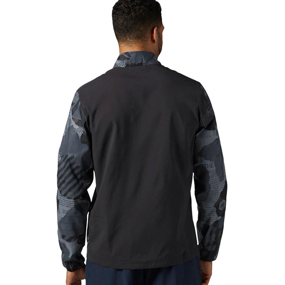 Kurtka Adidas adiZero męska sportowa wiatrówka XL