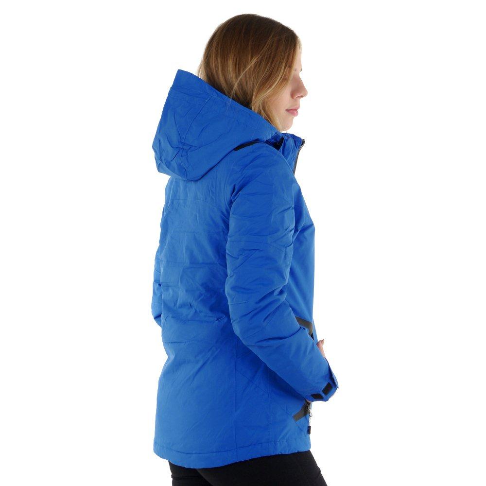 sportowa zimowa kurtka
