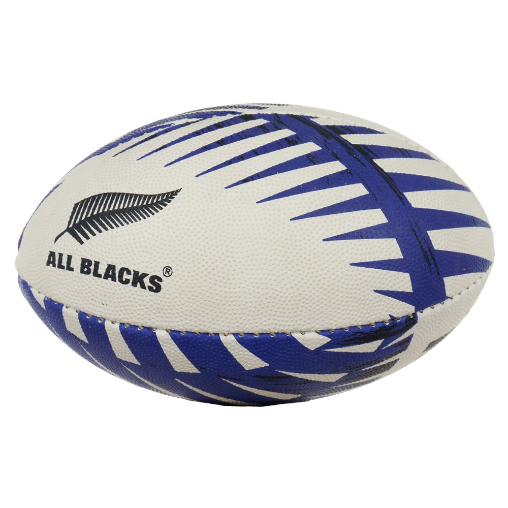 1a6310f8011df ... Mini piłka do rugby Adidas All Blacks Graphic sportowa dla dzieci ...