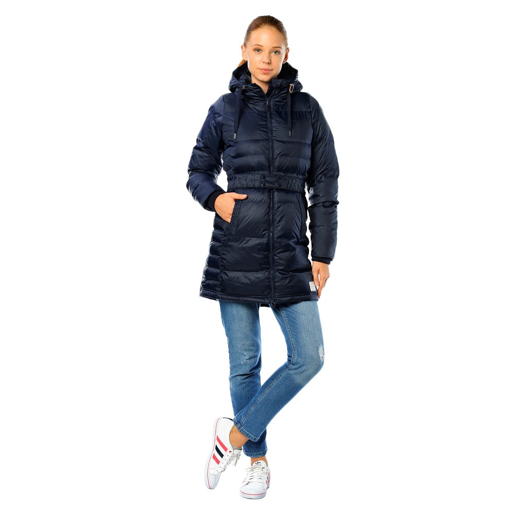 Płaszcz Adidas Originals Coat damski kurtka puchowa zimowa 34