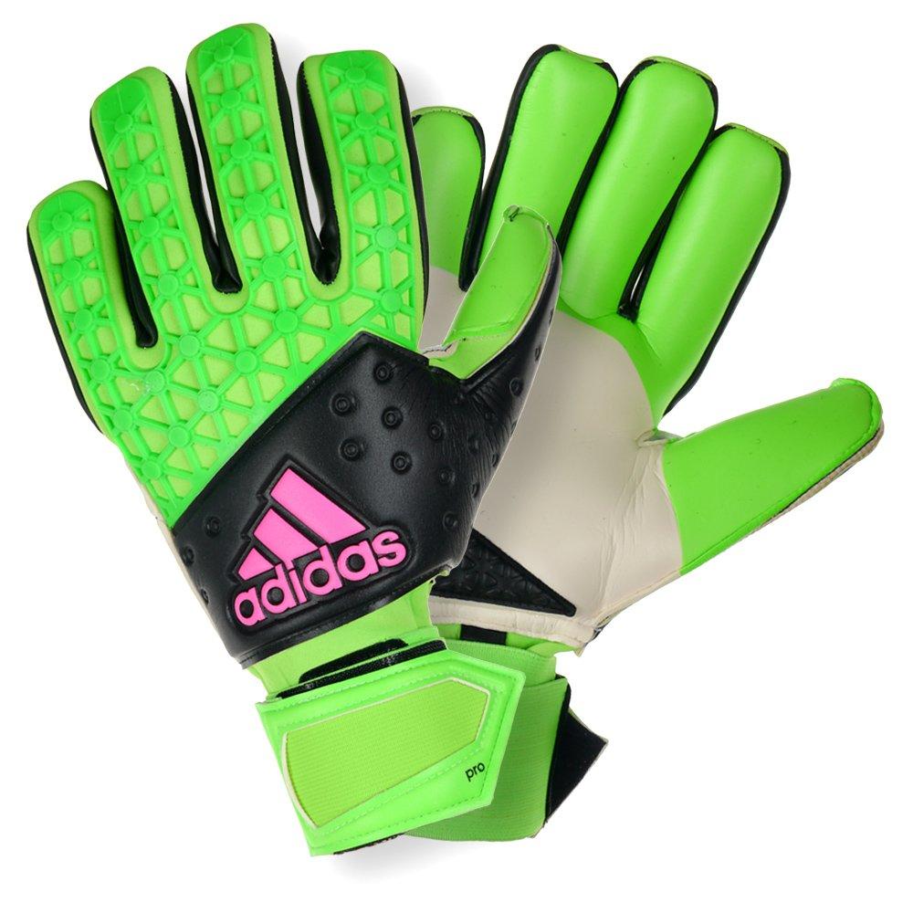 Rękawice Bramkarskie Adidas Ace Zones Pro Profesjonalne Meczowe Ah7803 Czarny Zielony Sklep Marionex Pl