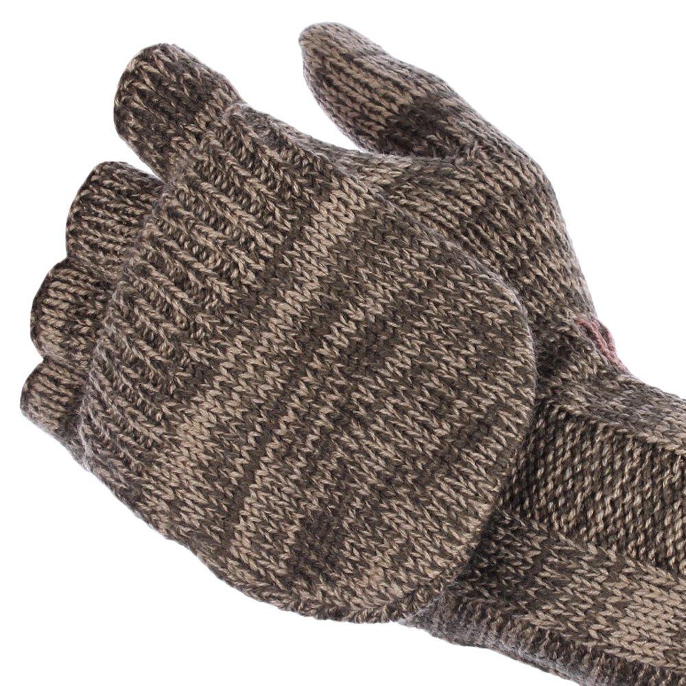 2b1b218b8a1414 ... Rękawiczki Adidas Stella McCartney mitenki z klapką bez palców zimowe  ...