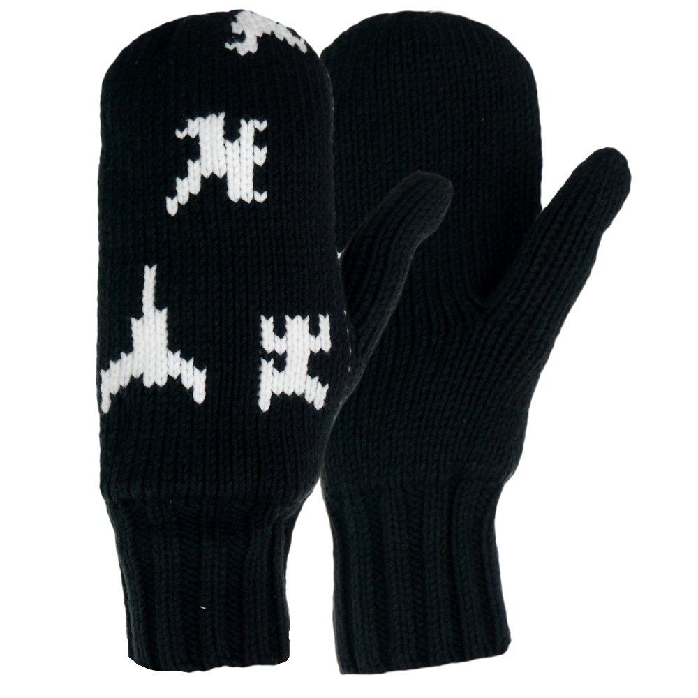 d88bfb8a197550 ... Rękawiczki Reebok CL W Fash Mitte damskie zimowe jednopalczaste ciepłe  ...