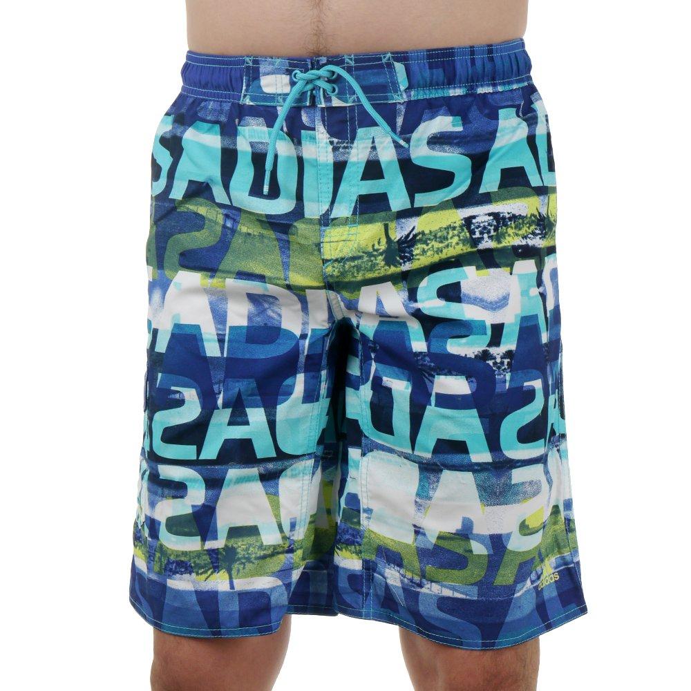 80e9fec2607b06 Spodenki Adidas Graphic BS dziecięce męskie szorty kąpielowe sportowe ...