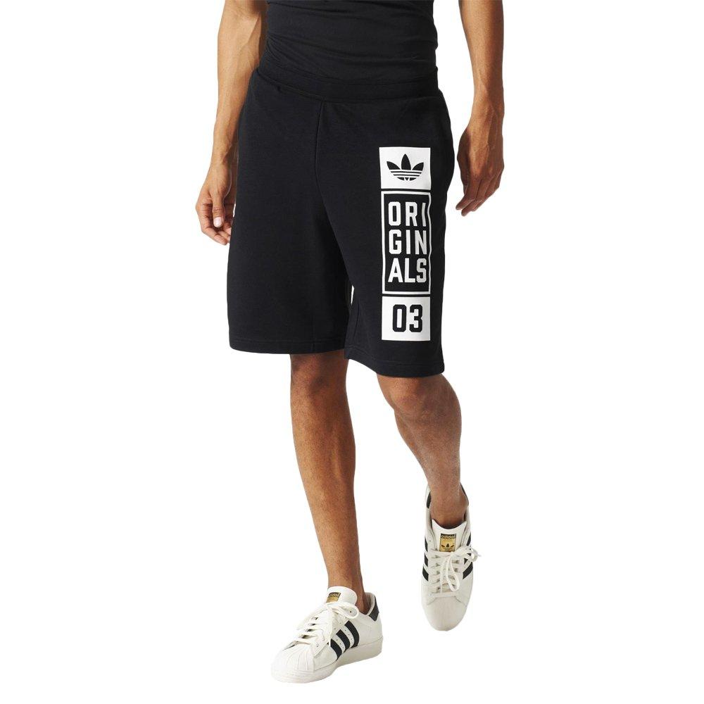 Spodenki Adidas Originals Street Graphic męskie krótkie