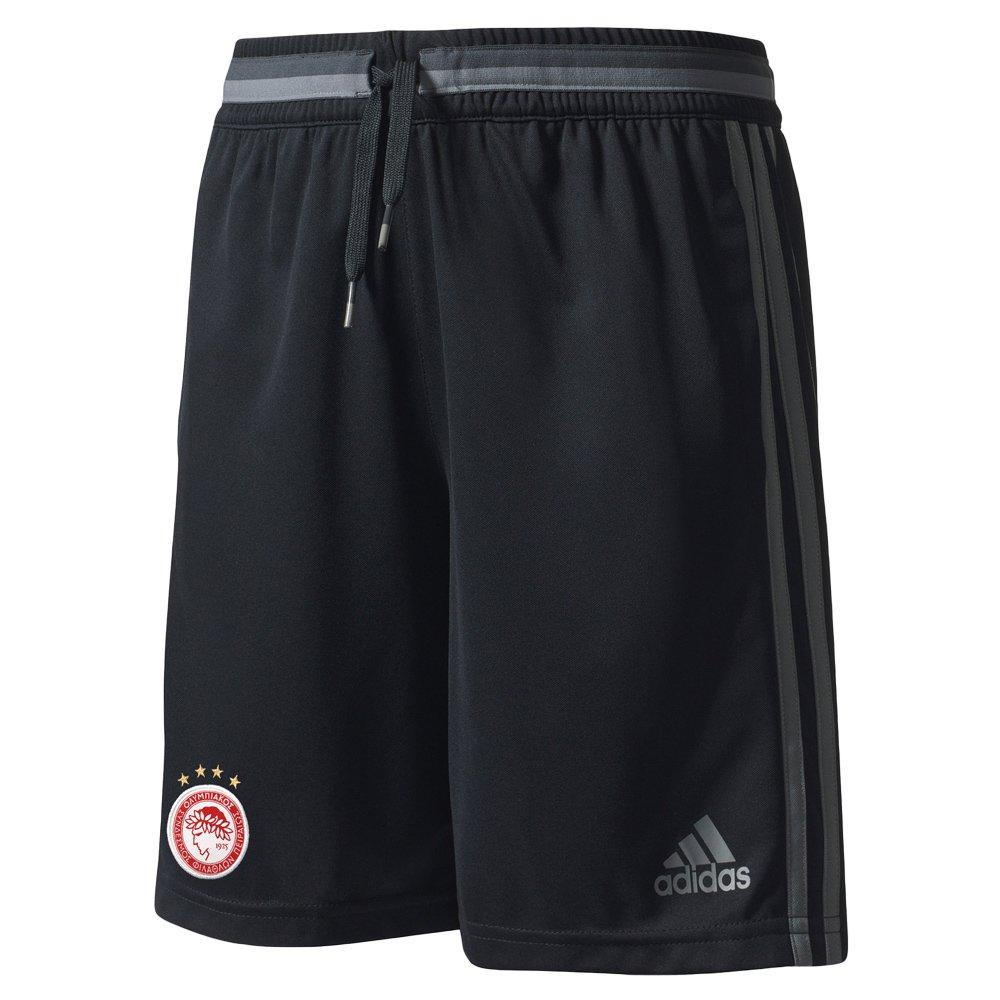5a8848a04e Spodenki Adidas adiZero FC Olympiakos dziecięce męskie piłkarskie sportowe  na w-f ...