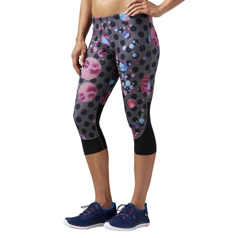 43d20e3b Spodnie 3/4 Reebok Running Essentials Capri damskie legginsy getry ...