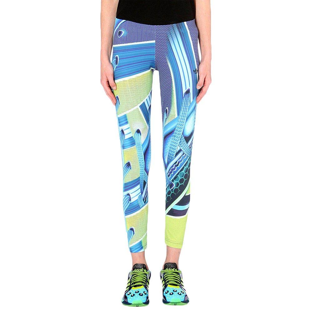 02d58586371638 Spodnie Adidas Originals Mary Katrantzou Leggings damskie legginsy sportowe  limitowana edycja ...