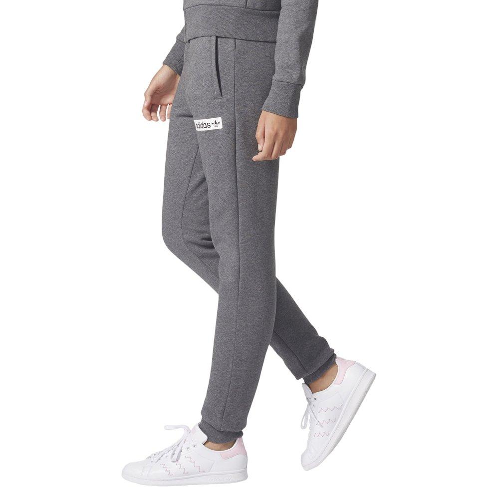 Spodnie Adidas Originals Regular Cuffed Track Pants damskie