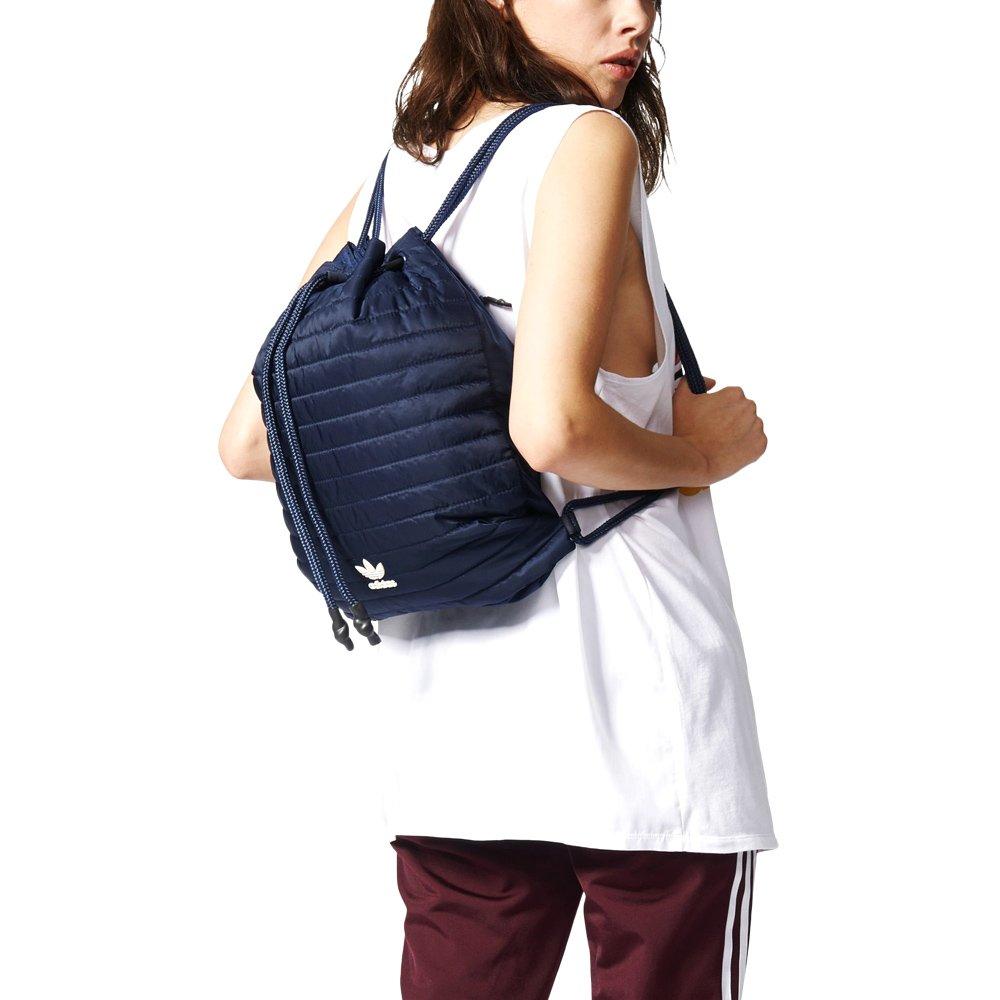 Worek na buty Adidas Originals Blue Geology Gymsack plecak