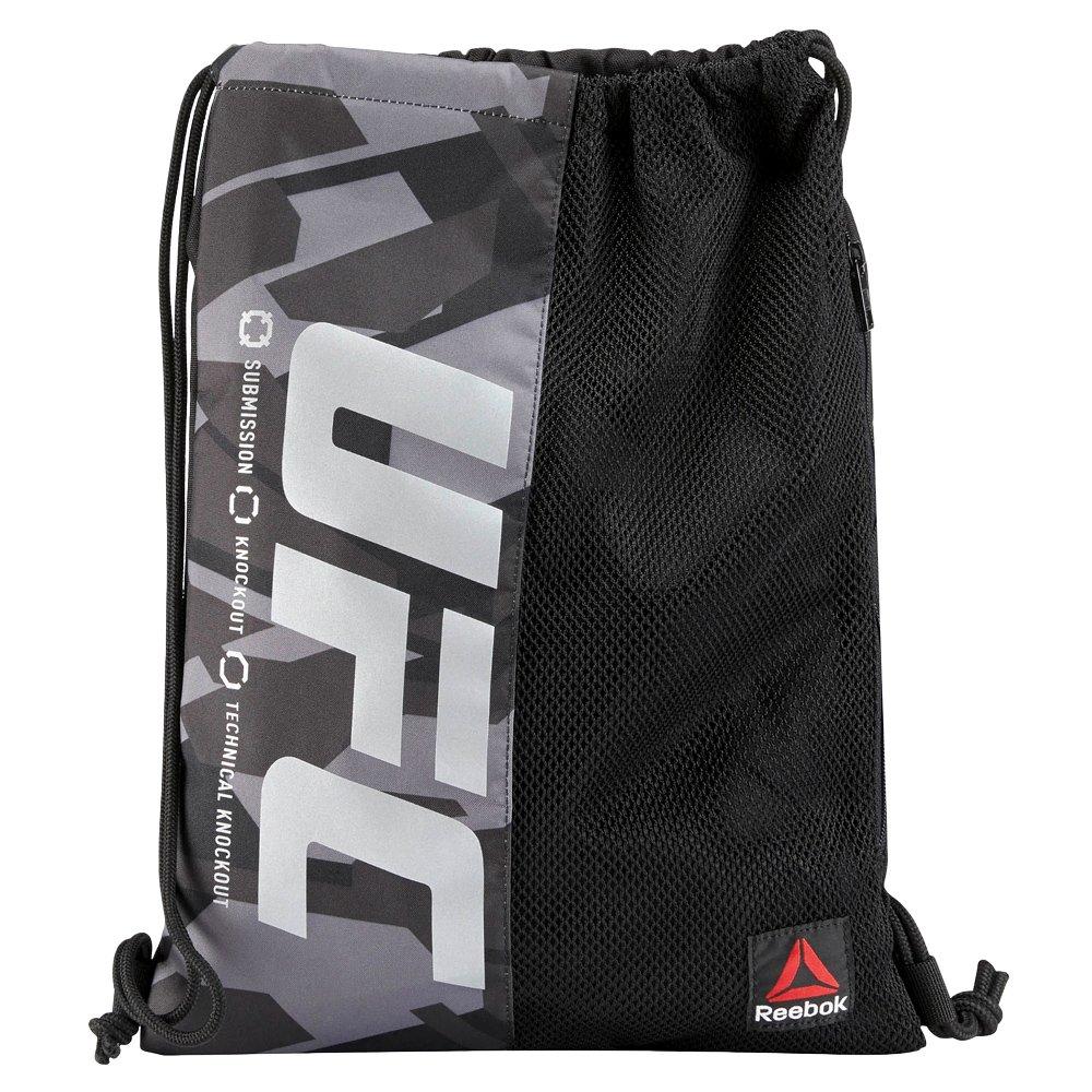 Worek na buty odzież Reebok Combat UFC Gymsack plecak