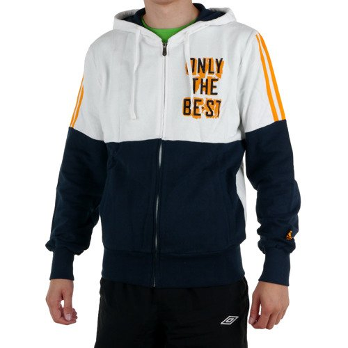 Bluza Adidas LPM SF Only The Best męska sportowa rozpinana z kapturem