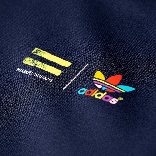 Bluza Adidas Originals Mono Color Superstar Pharrell Williams męska sportowa rozpinana