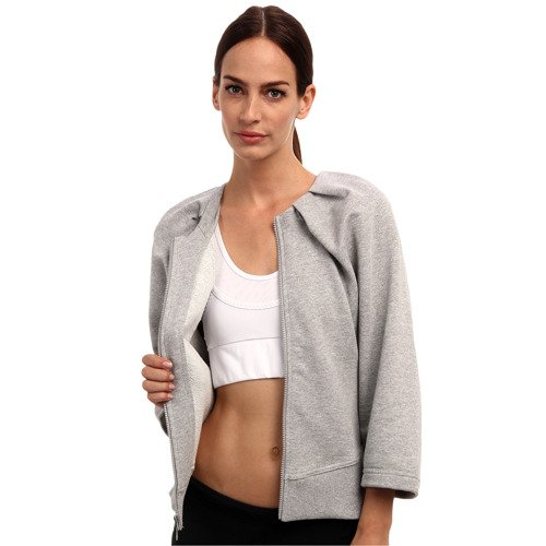 Bluza Adidas Stella McCartney Studio Zip Sweater damska sportowa