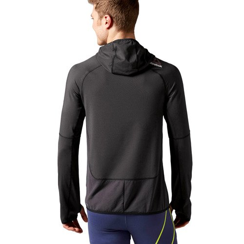 Bluza Reebok One Series DWR Thermal męska sportowa do biegania z kapturem