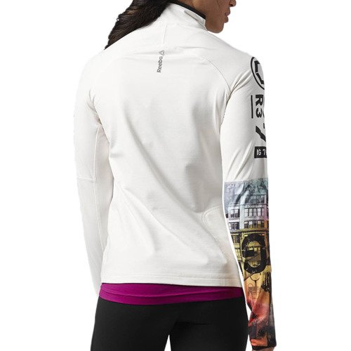 Bluza Reebok One Series Winter Pack Softshell damska sportowa treningowa