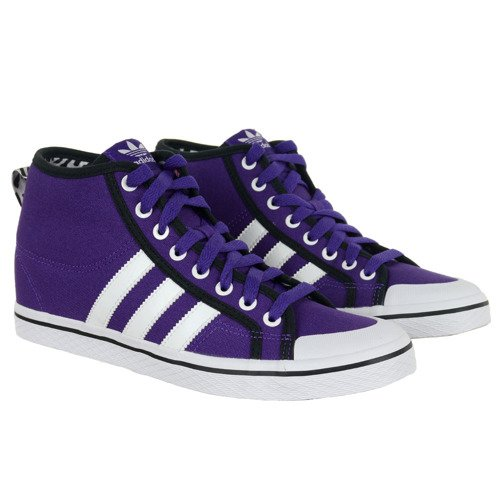 Buty Adidas Honey Stripes Up damskie trampki na koturnie