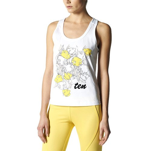 Koszulka Adidas Stella McCartney Graphic damska top bokserka