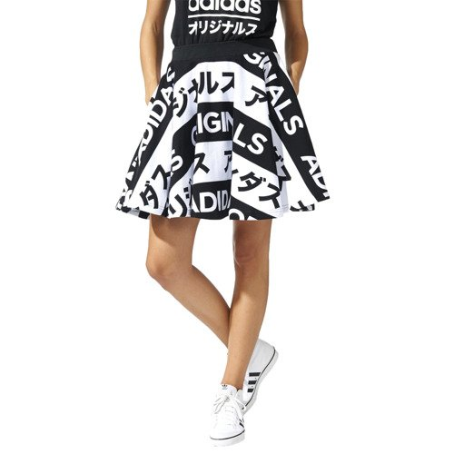 Spódnica damska Adidas Typo